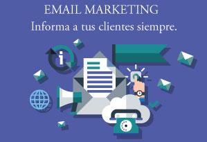 Crear campañas de Email Marketing, estrategias y analiticas.