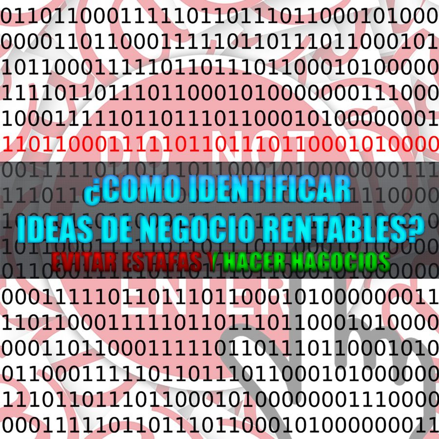 Como Identificar Ideas de Negocio Rentables